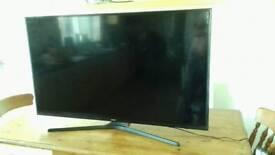 Samsung 50in 4K smart tv