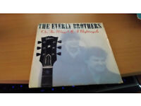 The Everly brothers wings of a nightingale vintage vinyl record