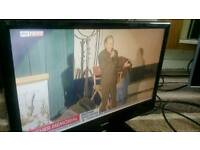 Good mans 22 inch screen hd led TV £ 25
