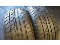 215 50 17 2 x tyres Rovelo RPX-988