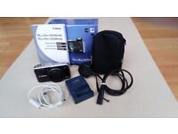 Canon PowerShot SX230HS boxed with all accessories.