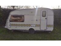 Classic Cotswold Windrush Caravan 132