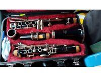 Yamaha Clarinet 26ii