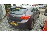 BREAKING *parts* 2010 vauxhall astra 1.4p