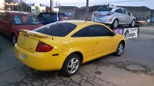 2006 Pontiac G5 Pursuit - ONLY 140,000 KMS - CERT/EMIS