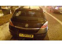 Vauxhall astra black 1.4