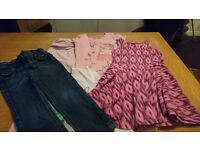 Girls CLothes Bundle age 3 - 4 years (14)