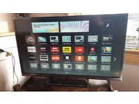 New 32 inch smart TV in perfect condition
