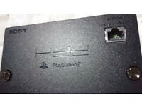 SONY PLAYSTATION 2 SCPH-10350 NETWORK ADAPTER.