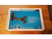 Invision Wall Mounted Bracket for 10 - 24-Inch LCD/LED TV and PC Monitors