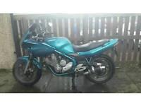 Yamaha diversion 600