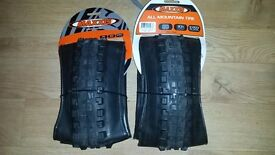 Real Bargain 2 Maxxis Minion DHF 2.50 29er