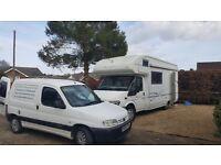 Caravan, Motorhome and Horese Box repairs and servicing