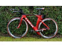 Trek Speed Concept 9.5 series Time Trial Bike