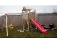 Kids Climbing Frame, Delivered & Installed, Slide, Swings, Jungle Gym