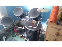 Five piece drumkit