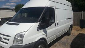 2013 Ford Transit 125 t350 fwd lwb NO VAT