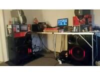 LG 3000 WATT speakers and amp