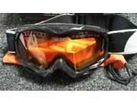 Bloc ski/ snowboarding Goggles.