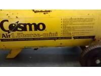 Cosmo air 1.5hp mini air compressor
