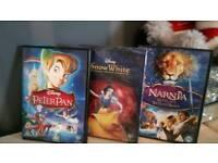 3 dvd,s