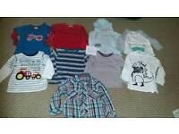 18 - 24 month boys top bundle