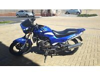 Lifan blue 125 for sale!