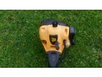 Jcb 2 stroke petrol strimmer good condition