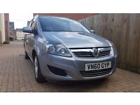 for sale vauxhall zafira 1.7