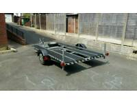 Car transporter trailer 12F