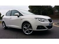 2010 (60) Seat IBIZA SPORT, 1.4, Petrol, Manual , Excellent condition