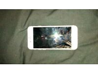 Iphone 6s cracked screen £60 ono