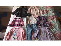 Girls 4-5 years winter clothing bundle. Great condition