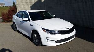 2016 Kia Optima Turbo - $335 per month