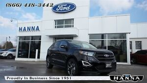 2017 Ford Edge *NEW* SPORT AWD *401A* 2.7L V6 ECOBOOST