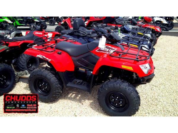 2015 Arctic Cat 500 EFI 4X4 ATV