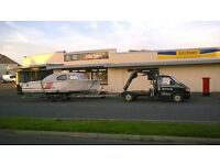 Small Crane hire,Mini Crane,hiab,Glasgow,Dumbarton,Paisly,Edinburgh,Ayr,Stirling,lifting,transport