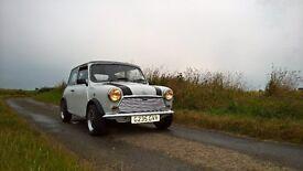 Classic Mini City - 1340cc - lots of work done - Great little car