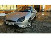 Ford Puma 1.7 51, drives faultless, full leather, very nippy car