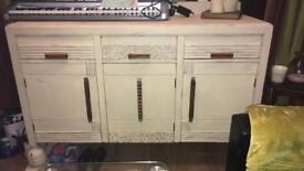 Side vintage cabinet