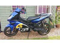 CPi GTR 49cc Moped / Motorcycle - Mot'd Till 28-04-18