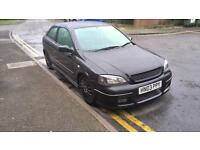 vauxhall astra 1.6 modified 2003