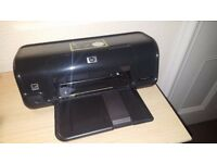 HP Deskjet D1600 Printer with all cables and instructions, including one black cartridge