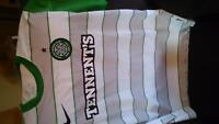 AUTHENTIC CELTIC FOOTBALL CLUB TENNENTS SOCCER FOOTBALL JERSEY