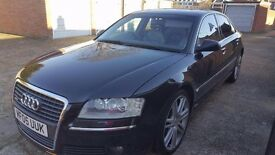Audi A8 3.0 tdi great condition