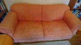 Sofa bed solid large
