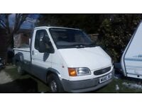 Ford transit smiley flareside pickup
