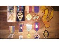 masonic medal collection masons regalia (please read ad) offers