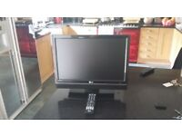 LG 19-inch Freeview Television in perfect working order