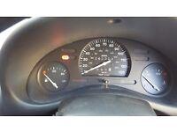 Vauxhall corsa 1.2 low mileage mot